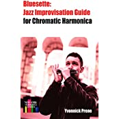 Bluesette: Jazz Improvisation Guide: for Chromatic Harmonica + Audio Examples (English Edition)