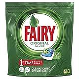 Fairy Original Detersivo in Caps per Lavastoviglie, Confezione da 84 Pastiglie