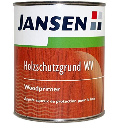JANSEN Holzschutzgrund WV 2,5l Bläueschutzgrund