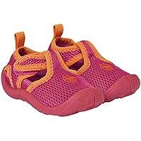 Lässig 1432001709 Beach Sandals Strandschuhe, Berry, Schuhgröße: 18, rosa