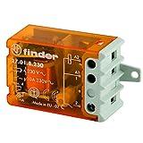Finder Serie 27–Relais per interruttore unipolare 1NA 230VAC