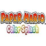 Paper Mario: Color Splash (Nintendo Wii U)