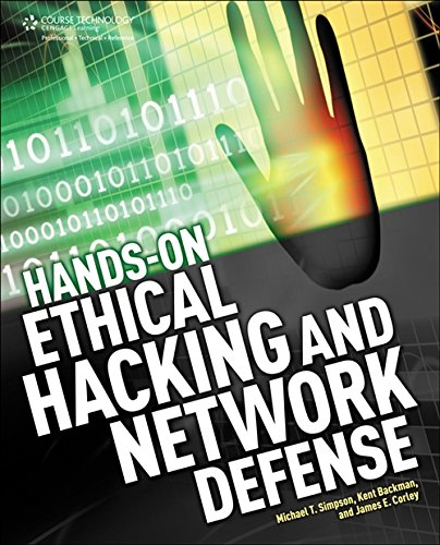 Hands-On Ethical Hacking and Network Defense por Michael T. Simpson