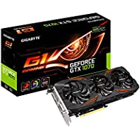 GIGABYTE GeForce GTX 1070 Gaming 8GB GDDR5 256bit