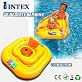FLOAT BUOY FÜR KINDER BABY SEA DELUXE INTEX SCHWIMMBAD 565.870