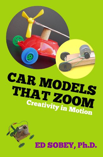 Car models that zoom (Creativity in Motion Book 1) (English Edition) (General Motors Center)