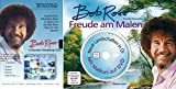 Happy Painting mit BOB ROSS WORKSHOP / MALKURS 2 DVD + Buch FREUDE AM MALEN