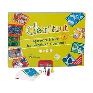 Partner Jouet - JTSDT - Jeu éducatif - Detri Tout
