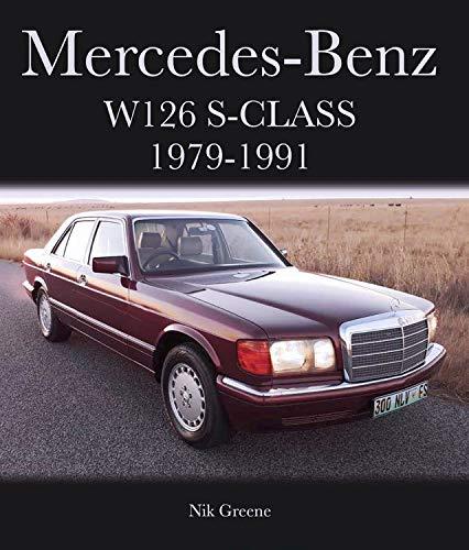 Mercedes-Benz W126 S-Class 1979-1991 por Nik Greene