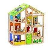 Vierjahreszeitenhaus möbliert, 35 Teile