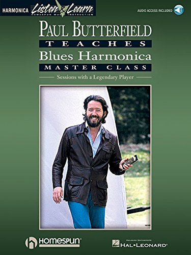 lues Harmonica Master Class: Book/CD Pack [With CD] ()