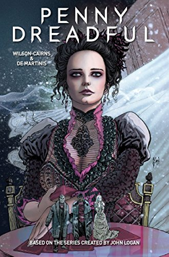 The hit television series is presented in comics for the first time! This prequel reveals the terrifying events that led Vanessa to try and find her missing childhood friend, Mina Harker, and exposes the true nature of the vampiric monsters infesting...