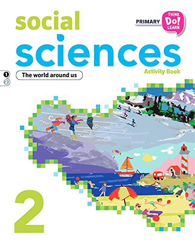Think Do Learn Social Sciences 2nd Primary. Activity book pack Module 1