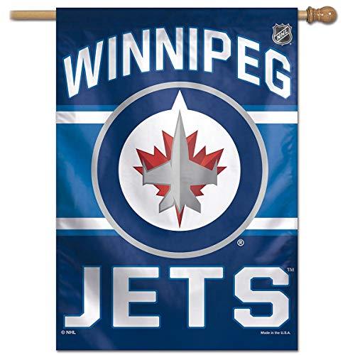 Winnipeg Jets Banner Hausflagge