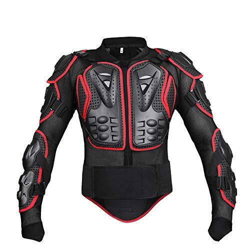 YXSSC Body Armor Motocross Rüstung Ritterrüstung Kleidung Outdoor-Bekleidung Rennanzüge,XXL