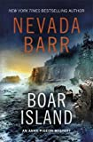 Front cover for the book Boar Island by Nevada Barr