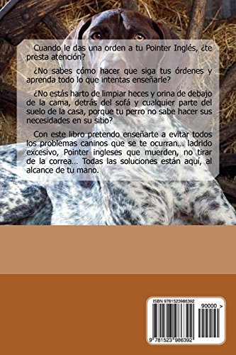 Secretos del Pointer Ingles: Perro-Obediente.com
