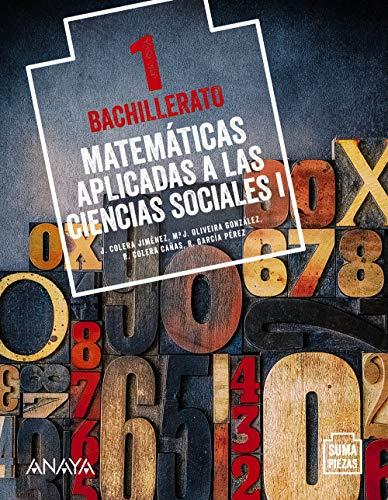 Matemáticas aplicadas a las Ciencias Sociales I (Suma Piezas)