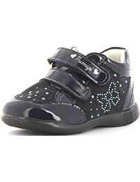Primigi Elvia Scarpe Sportive Bambina Blu Strappi - Blu, 19