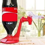 seitenverkehrt Katzenbrunnen, Cola Creative Home Bar Ausgießen kohlensäurehaltiges Wasser Maschine Mini Abroller