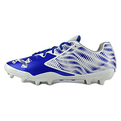 Under Armour Nitro Low MC Synthétique Baskets Wht-Try