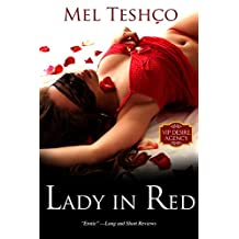 Lady in Red (The VIP Desire Agency Book 1) (English Edition)