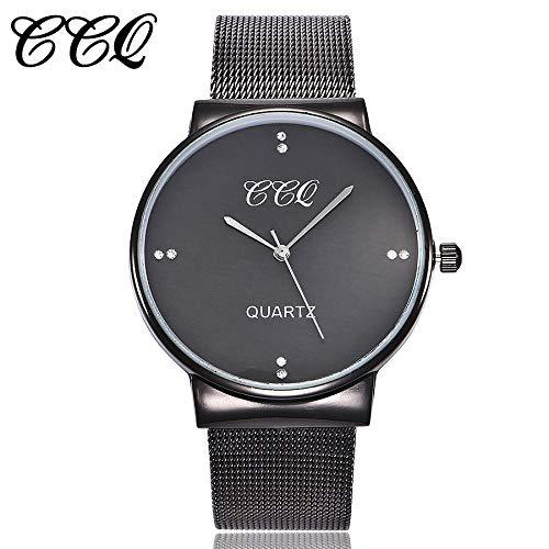 SHOUB New Fresh Elegant Watches Orologio da Polso Analogico con Cinturino in Marmo con Cinturino in Marmo con Cinturino in Quarzo Casual Multicolor