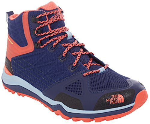The North Face W Ultra Fastpack Ii Mid Gtx, Chaussures de Marche Femme