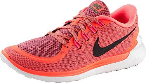 Nike  Wmns Free 5.0, Damen Orange
