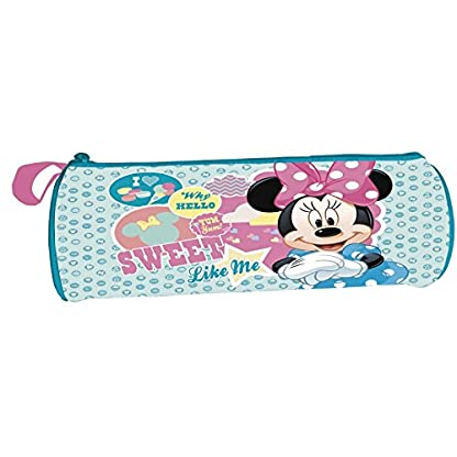 Minnie Mouse – Estuche portatodo, 21 x 7 x 7 cm (Arditex WD9584)