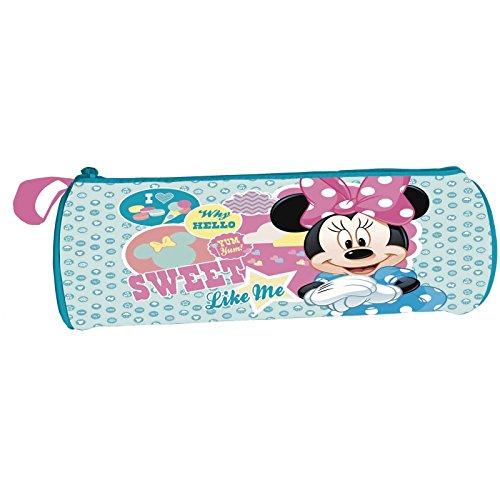 Minnie Mouse Minnie Mousse Estuche portatodo, 21 x 7 x 7 cm (Arditex WD9584)