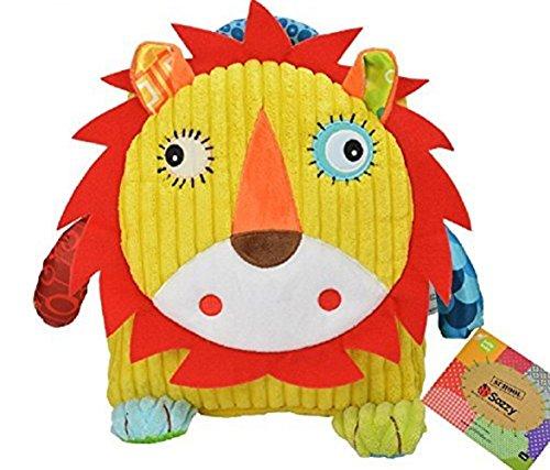 RockFoxOutlet 3D Cartoon animal infant backpack / shoulder bag / snack bag / kindergarten shoulder bag/Children bag / backpack / preschool bag ,6 styles (Lion) Kelty Kids Rucksack Rucksack