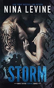 Storm (Storm MC #1) by [Levine, Nina]