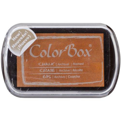 ColorBox Fluid Chalk Ink Pad-Harvest