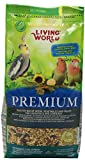Living World Premium Mix For Cockatiels & Lovebirds, 908 g (2 lb)