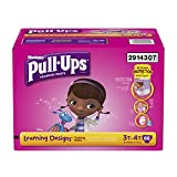 Pull-Ups Training Pants with Learning Designs for Girls, 3T-4T, 66 Count (Packaging May Vary)