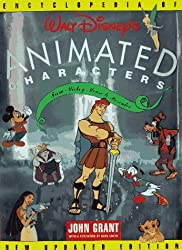 Encyclopedia of Walt Disney's Animated Characters: From Mickey Mouse to Hercules by John Grant (1998-05-06)