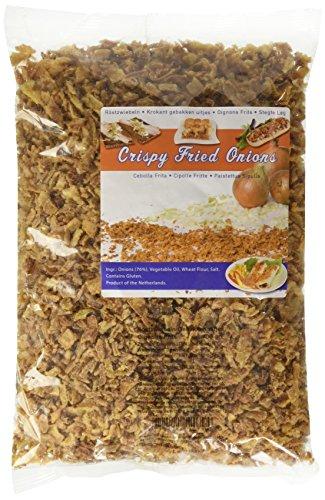 Onion Specialities Int. Bv Cipolle Fritte - 400 gr - [confezione da 6]