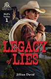 Legacy of Lies (Hell's Valley) by Jillian David