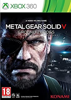Metal Gear Solid V : Ground Zeroes (B00HC6IXAE) | Amazon price tracker / tracking, Amazon price history charts, Amazon price watches, Amazon price drop alerts