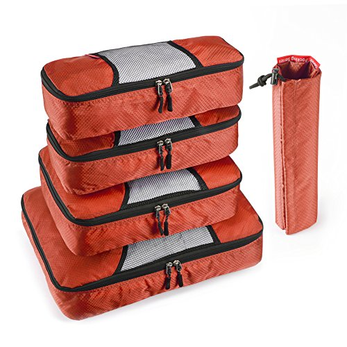 Gonex – Conjunto de Packing Cubes Organizadores de Equipaje/Viaje Bo