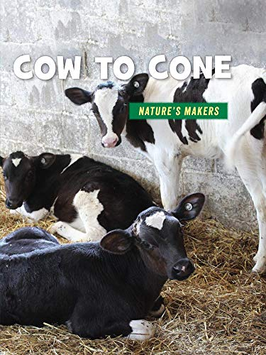 Cow to Cone (21st Century Skills Library: Nature's Makers) (Industrie-ice Cream Maker)