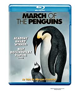 March of the Penguins [Blu-ray] [2005] [US Import]