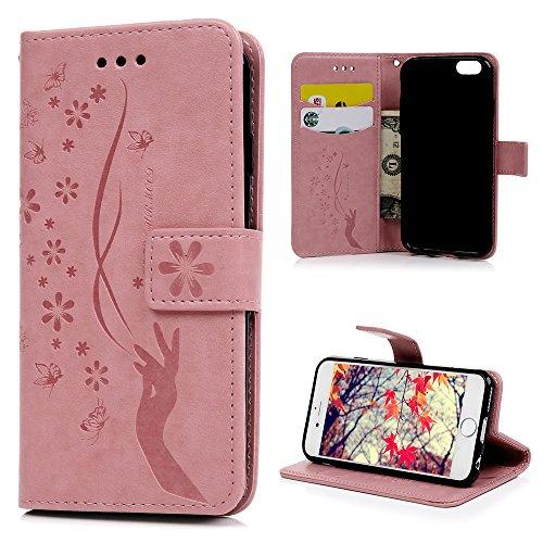 custodia cover per iphone 6 ycloud portafoglio