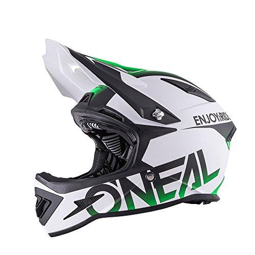 Oneal 0615-401 Casco de Bicicleta, Negro, XS