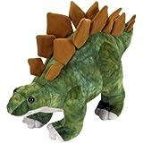 Wild Republic 15494 - Dinosauria Plüsch Stegosaurus, 48 cm