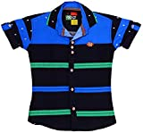 POGO Boys' Cotton Shirt (POGO13 _ 2-3 Ye...