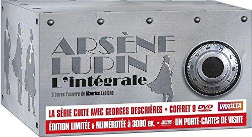 Bild von Coffret intégrale arsene lupin [FR IMPORT]