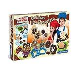 Clementoni - Cocina Creativa, Creaciones de Chocolate (65565)