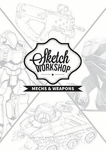 Sketch Workshop: Mech & Weapon Design -